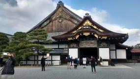 Castelo de Nijo-Jo Fotos de Stock Royalty Free