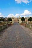 Castelo de Nordkirchen em Westphalia, Alemanha imagens de stock royalty free