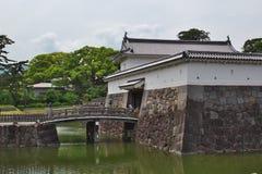 Castelo de Odawara Fotos de Stock Royalty Free