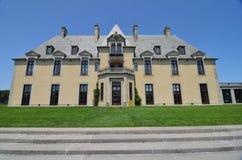 Castelo de Oheka em Huntington, New York Fotos de Stock Royalty Free