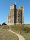 Castelo de Orford Fotografia de Stock