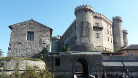 Castelo de Orsini Fotografia de Stock