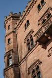 Castelo de Ortenberg Foto de Stock