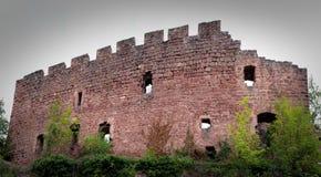 Castelo de Ottrott Foto de Stock Royalty Free