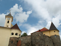 Castelo de Palanok Imagem de Stock