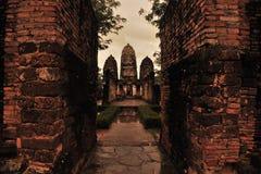 Castelo de pedra Imagens de Stock Royalty Free