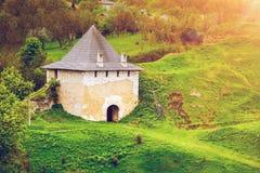 Castelo de pedra antigo Imagem de Stock Royalty Free