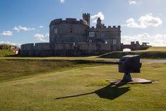 Castelo de Pendennis Imagem de Stock