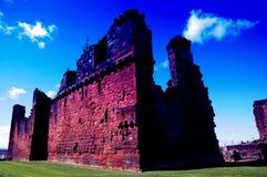 Castelo de Penrith Foto de Stock