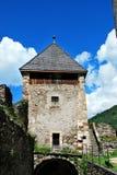 Castelo de Pergine, Trentino, Italy Imagens de Stock