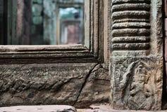 Uma parte do castelo de Phimai Imagem de Stock Royalty Free