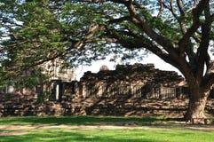 Castelo de Pimai, Nakornrajasrima, Tailândia Fotografia de Stock