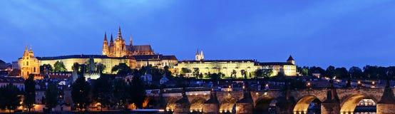 Castelo de Praga imagem de stock royalty free