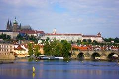 Castelo de Praga Fotografia de Stock Royalty Free