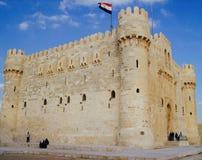 Castelo de Qaitbey Foto de Stock