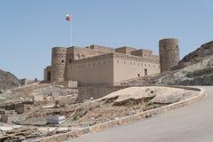 Castelo de Ras Al Hadd Fotos de Stock