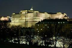 Castelo de rei de Budapest Fotos de Stock Royalty Free