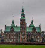 Castelo de rei em Dinamarca Imagens de Stock