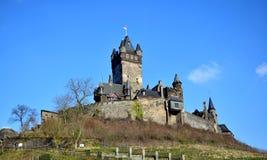 Castelo de Reichsburg Cochem Imagem de Stock