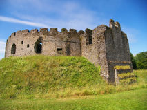 Castelo de Restormel Imagens de Stock