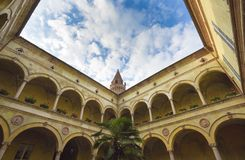 Castelo de Rivalta Fotografia de Stock Royalty Free