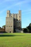 Castelo de Rochester Fotos de Stock Royalty Free