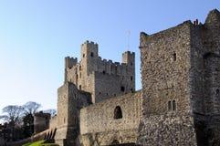 Castelo de Rochester Fotografia de Stock Royalty Free