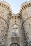 Castelo de Rodos Imagem de Stock Royalty Free