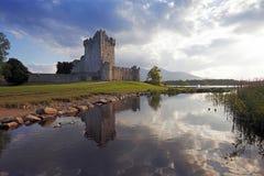 Castelo de Ross fotos de stock royalty free