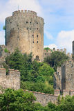 Castelo de Rumeli Imagens de Stock