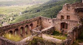 Castelo de Saint-Ulrich Fotos de Stock