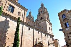 Castelo de Salamanca, Espanha Imagem de Stock Royalty Free