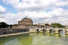 Castelo de Sant Angelo fotos de stock