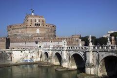 Castelo de Sant'angelo Foto de Stock Royalty Free