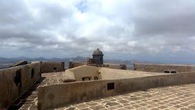 Castelo de Santa Barbara - Castillo de Guanapay Imagens de Stock Royalty Free