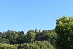 Castelo de Santa Maria a Dinamarca Feira Fotografia de Stock Royalty Free