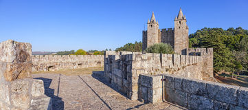 Castelo de Santa Maria a Dinamarca Feira Imagens de Stock Royalty Free