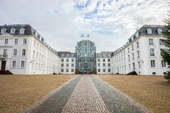 Castelo de Sarburgo imagens de stock