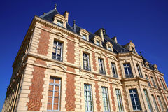 Castelo de Sceaux Foto de Stock Royalty Free