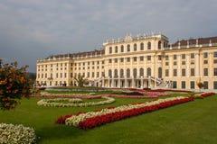 Castelo de Schönbrunn Fotografia de Stock