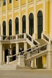 Castelo de Schoenbrunn em Viena, Áustria fotografia de stock royalty free