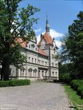 Castelo de Shenborn Imagem de Stock Royalty Free