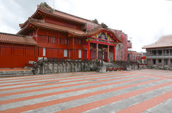 Castelo de Shuri Imagem de Stock