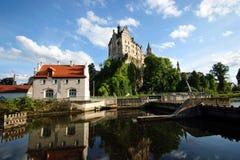 Castelo de Sigmaringen Fotos de Stock