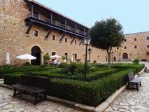 Castelo de Siguenza Fotos de Stock Royalty Free