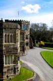 Castelo de Skipton Fotografia de Stock Royalty Free