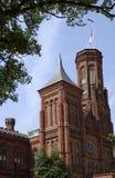 Castelo de Smithsonian Imagem de Stock Royalty Free
