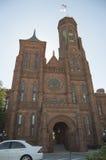 Castelo de Smithsonian imagens de stock royalty free