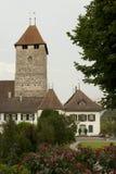 Castelo de Spiez Fotos de Stock