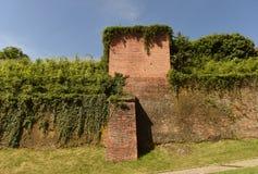 Castelo de Spilberk em Brno, república checa Fotos de Stock Royalty Free